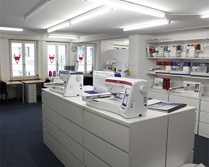 Unser Geschäft - Beratung - Verkauf - Reparatur